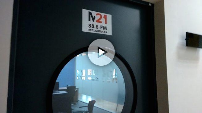 Así son los estudios de la radio de Carmena que debería haber inaugurado hace 5 meses