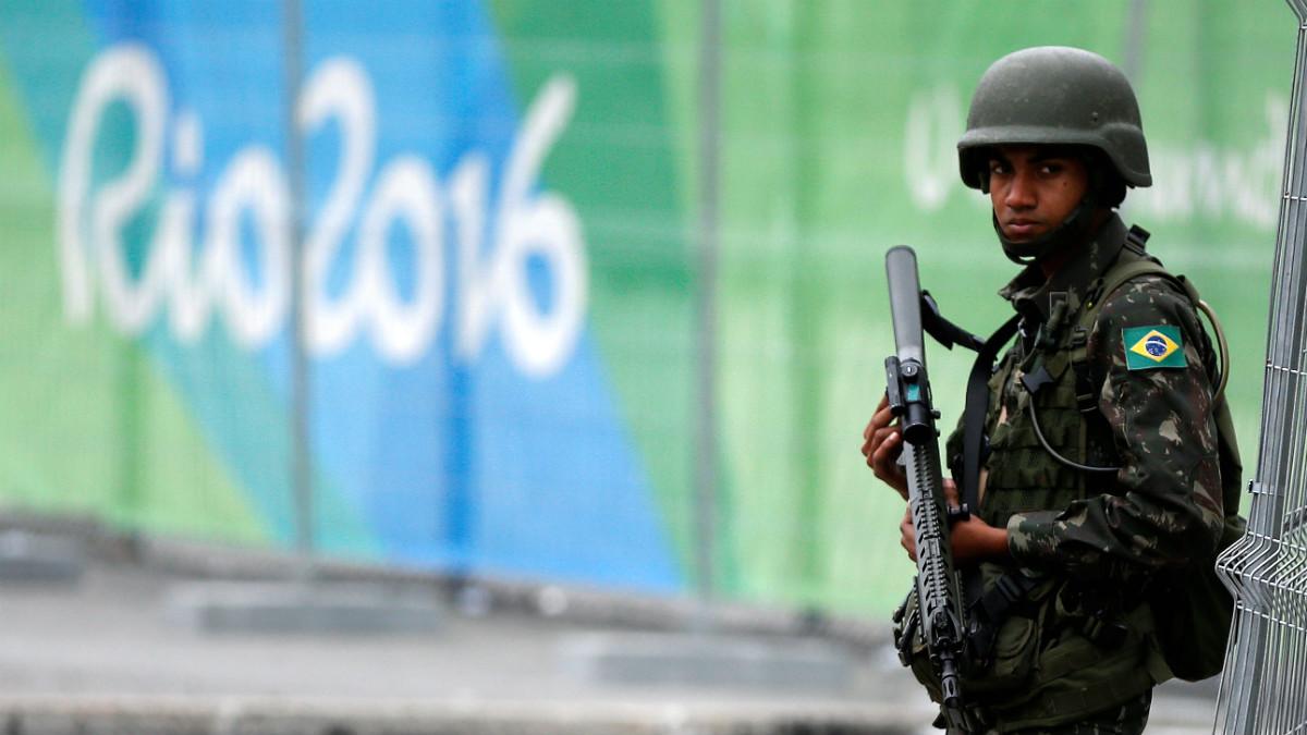 La seguridad en Río 2016 depende de la aplicación de una nueva ley antiterrorista. (Reuters)
