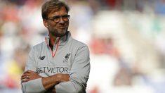 Jurgen Klopp durante un partido con el Liverpool. (Reuters)
