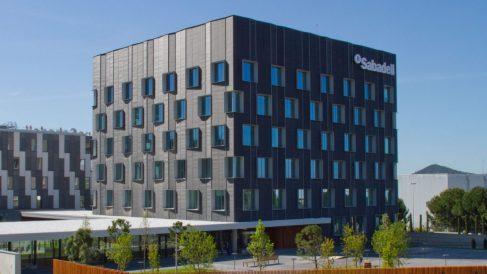 Edificio de oficinas de Banco Sabadell.