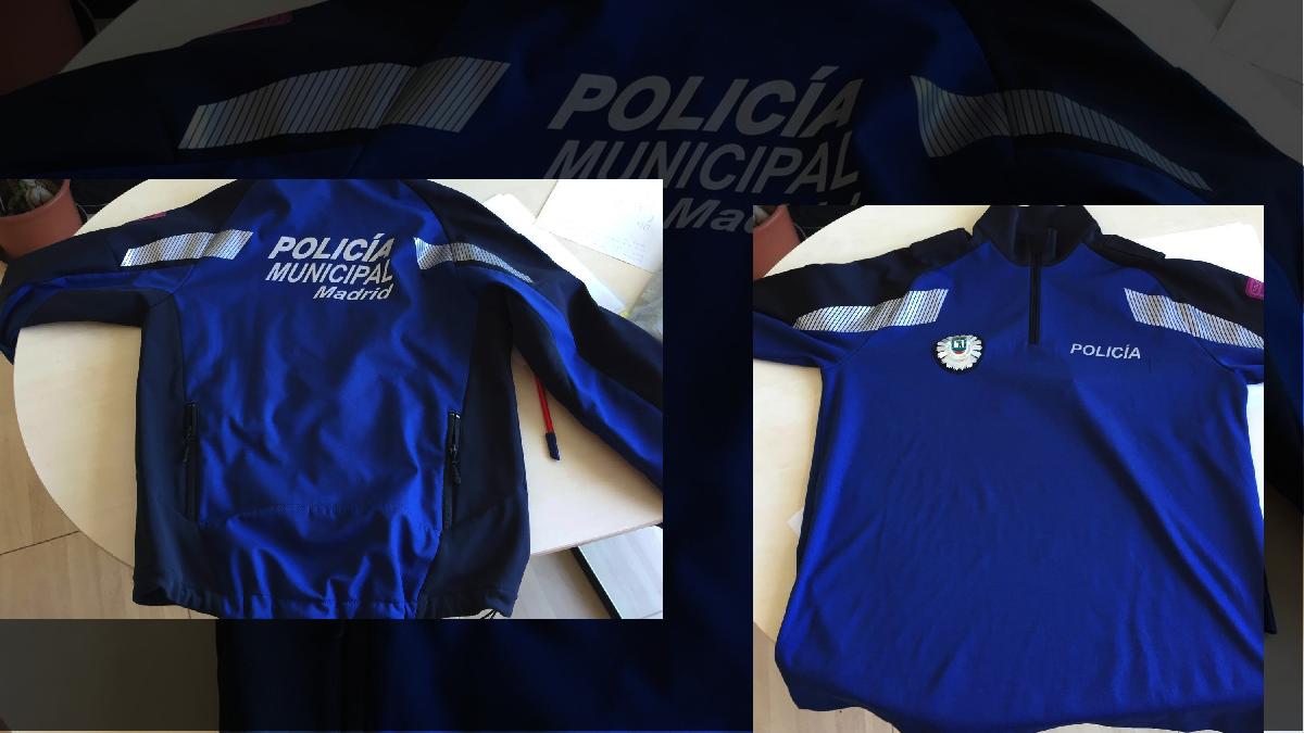 El nuevo vestuario de la Policía de Carmena.