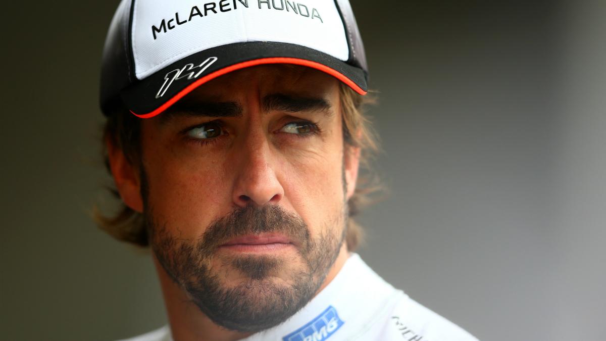 Fernando Alonso suena como candidato para suplir a Rosberg en Mercedes. (Getty)