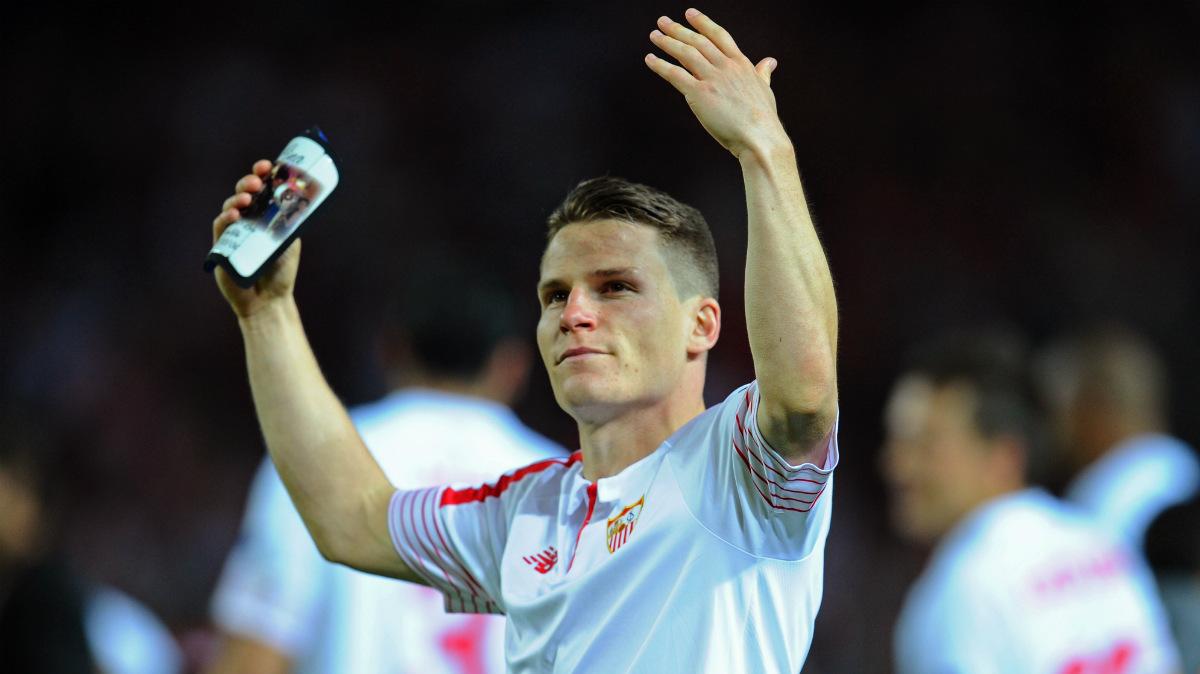 Gameiro podría tener las horas contadas en el Sevilla. (Getty)