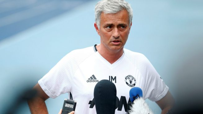 Mourinho tampoco quiere problemas: «Por supuesto que le daré la mano a Pep»