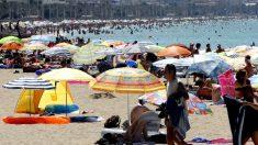 Playa de Palma de Mallorca. (Foto: EFE)