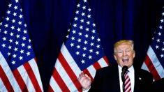 Donald Trump en una imagen reciente (Foto: Reuters)