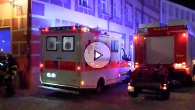 Muere un refugiado sirio en Alemania al explotarle la bomba con la que pretendía provocar una masacre