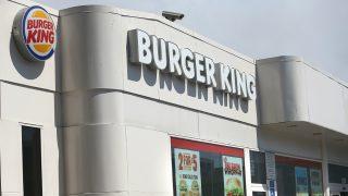 Establecimiento de Burger King (Foto: GETTY).