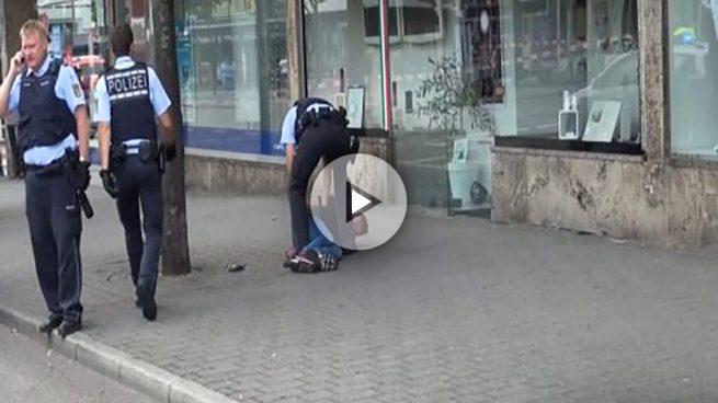 Un refugiado sirio mata a una mujer con un machete en Alemania