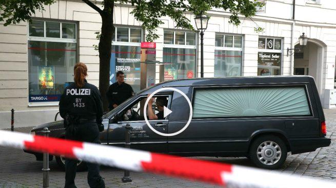 Ansbach-Estado Islámico-Siria