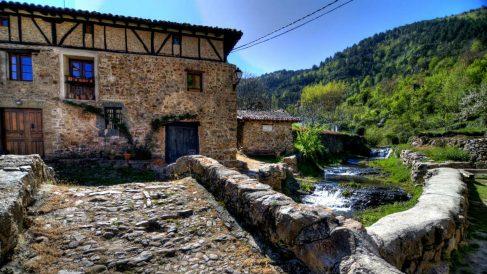 Aldeanueva de Cameros en La Rioja. (Foto: Sergio Morchón / Flickr)