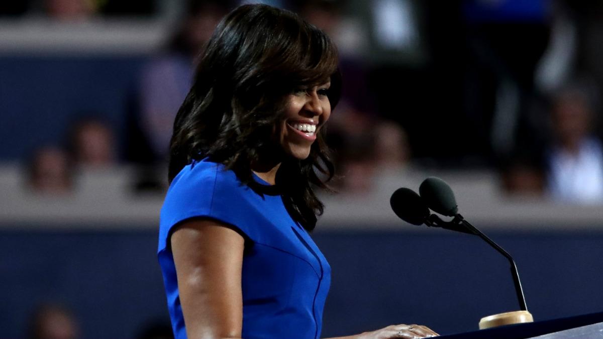 La primera dama estadounidense Michelle Obama. (Foto: AFP)