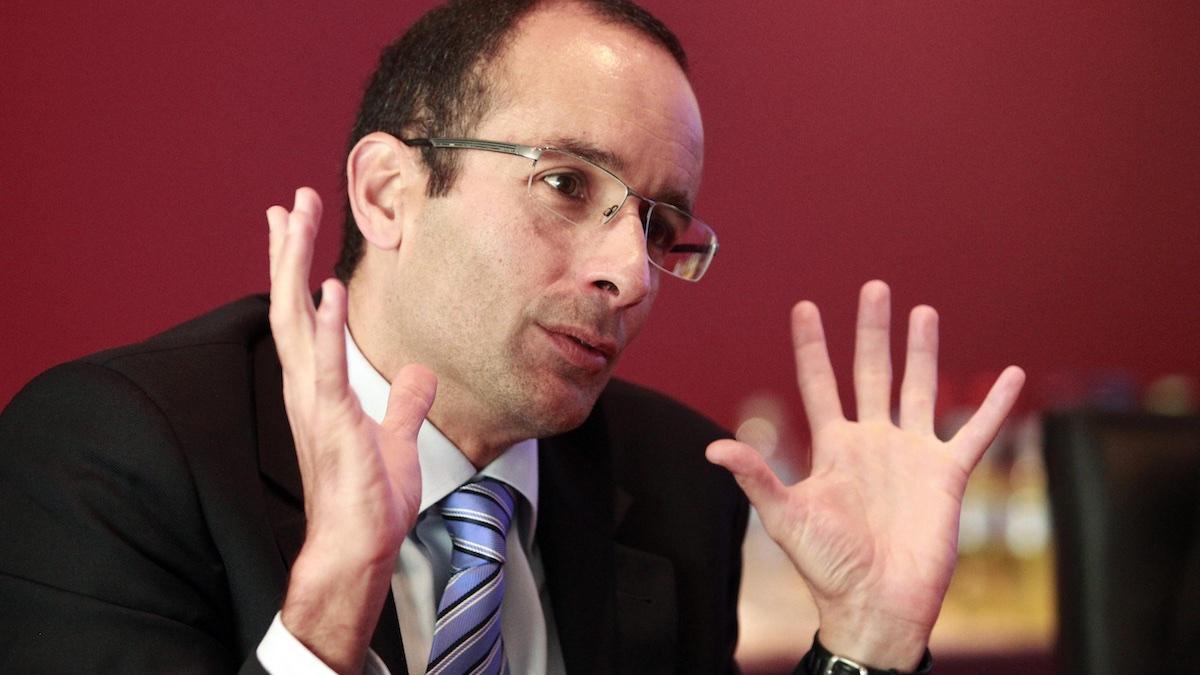 El empresario brasileño, Marcelo Odebretch.