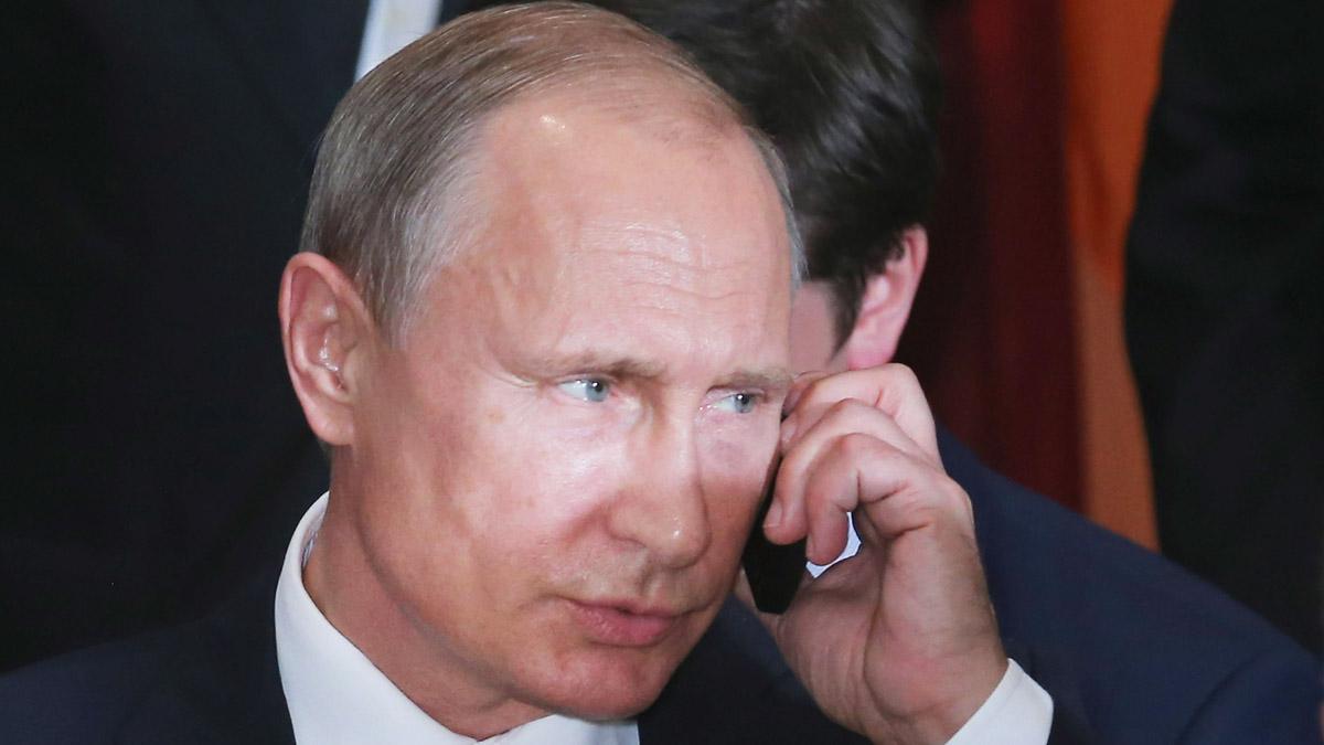 Vladimir Putin, presidente de Rusia (Getty)