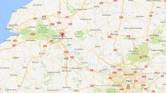 La localidad Saint-Etienne-du-Rouvray se encuentra en la región de Normandía, al noroeste de la capital francesa cerca de la costa norte francesa. (Foto: GMaps)