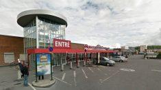 El centro comercial Rosengard, en Malmö (Suecia), escenario del ataque.
