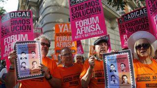 Afectados por Afinsa (Foto: EFE).
