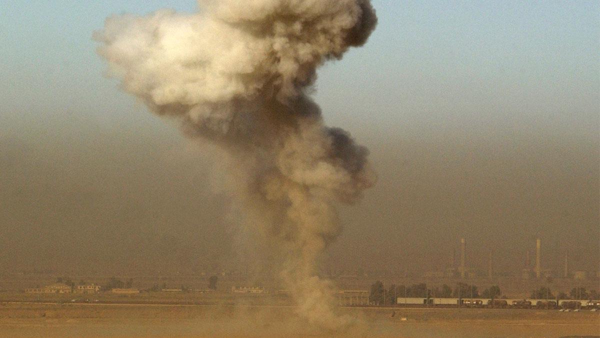 Ataque en Irak