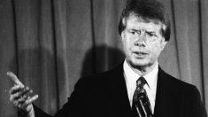 Jimmy Carter, ex presidente de Estados Unidos (Foto: Getty)