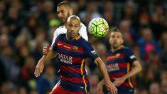 Mascherano renueva por el Barcelona. (Getty)