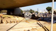 El entorno de la Villa Olímpica de Río deja mucho que desear.