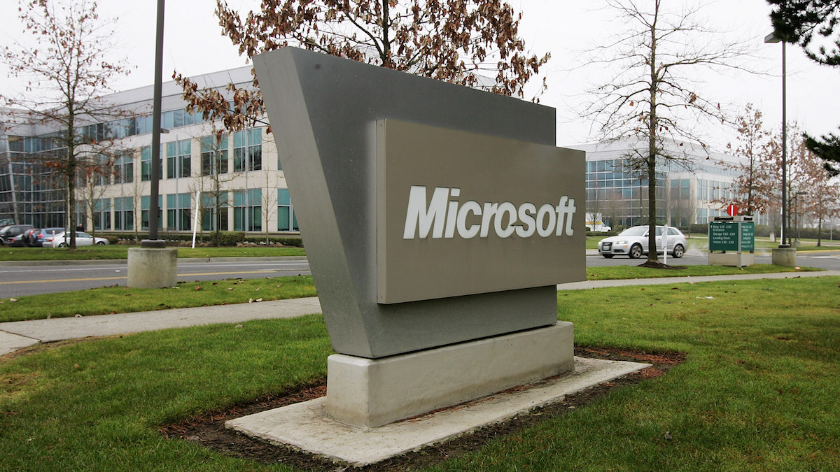 Sede central de Microsoft en Redmond, Estados Unidos (Foto: GETTY).