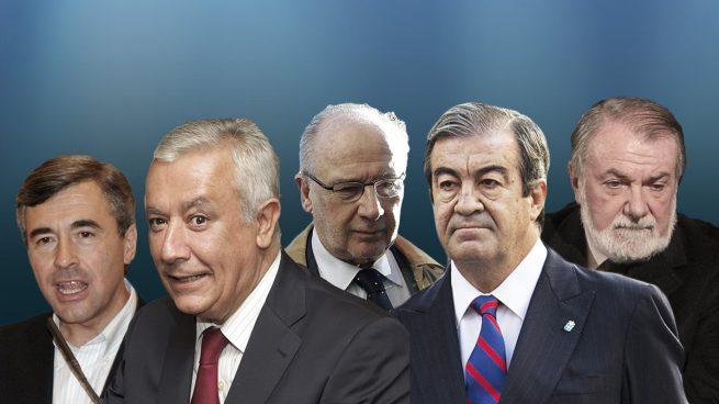Acebes, Cascos, Arenas, Rato y Mayor Oreja declararán como testigos en el primer juicio de Gürtel