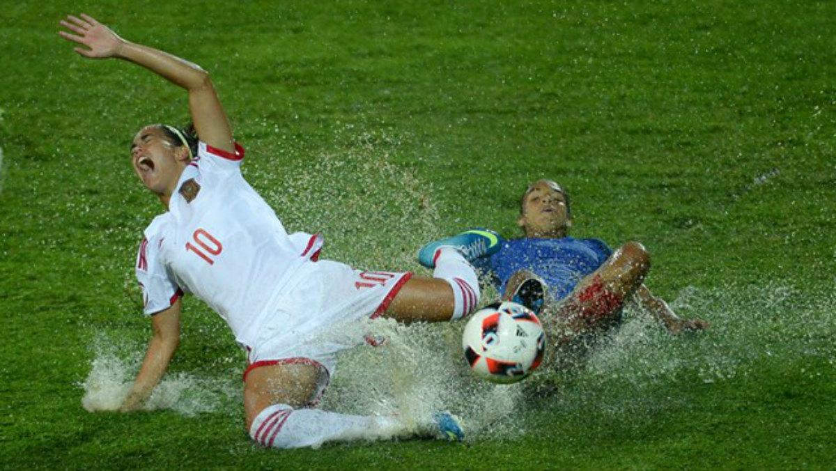 España cayó ante Francia en la final del Europeo sub-19. (uefa.com)