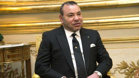 El rey de Marruecos, Mohamed VI (Foto: EFE)