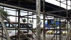 Las instalaciones de Río de Janeiro no están en buen estado.