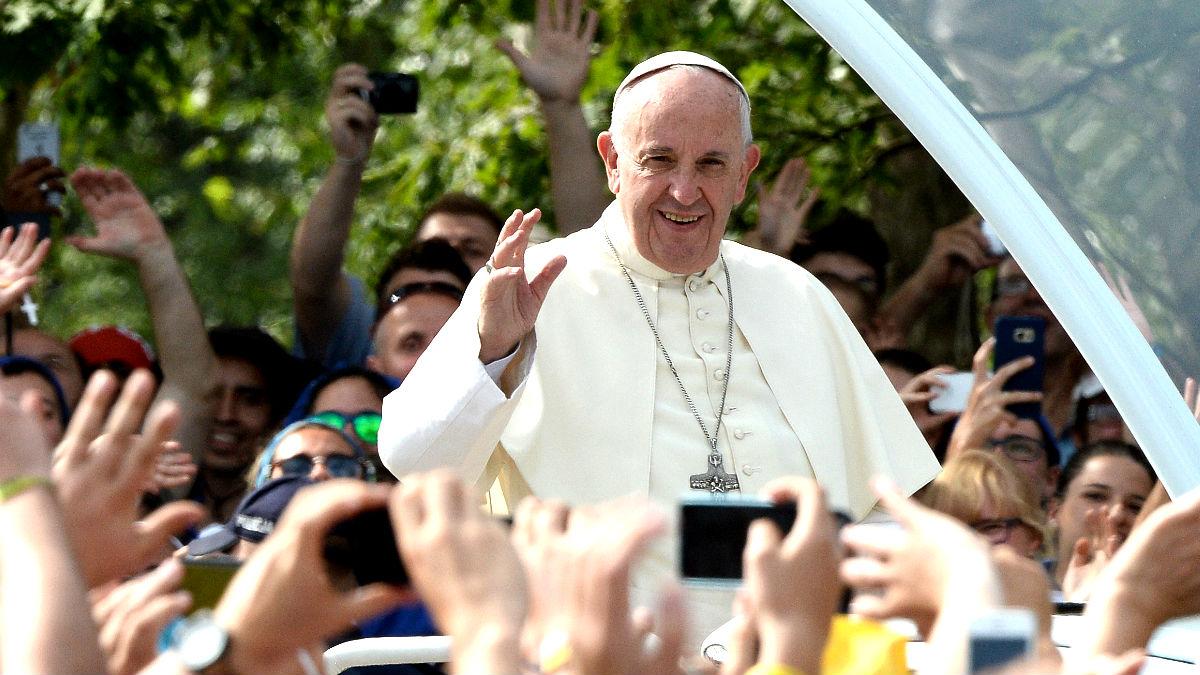El Santo Padre Francisco. (Foto: AFP)