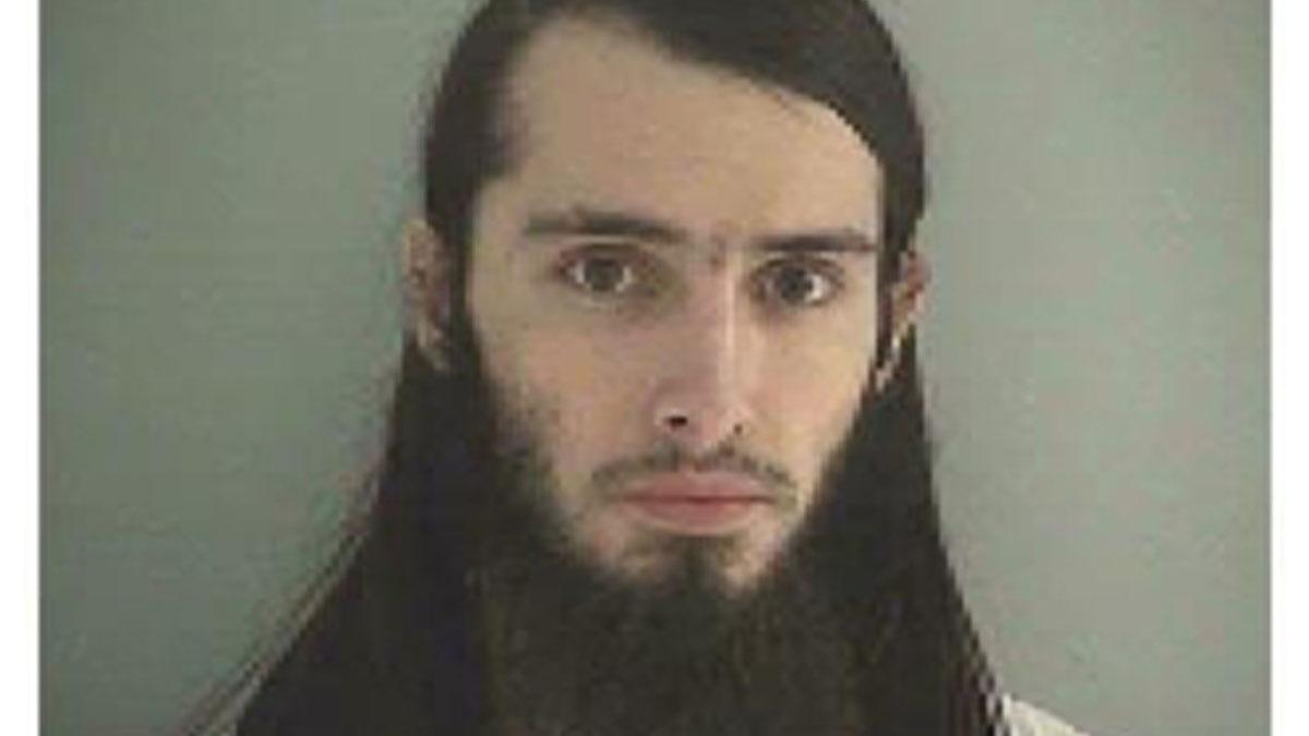 El acusado de querer atacar contra el Capitolio en nombre del ISIS (Reuters)