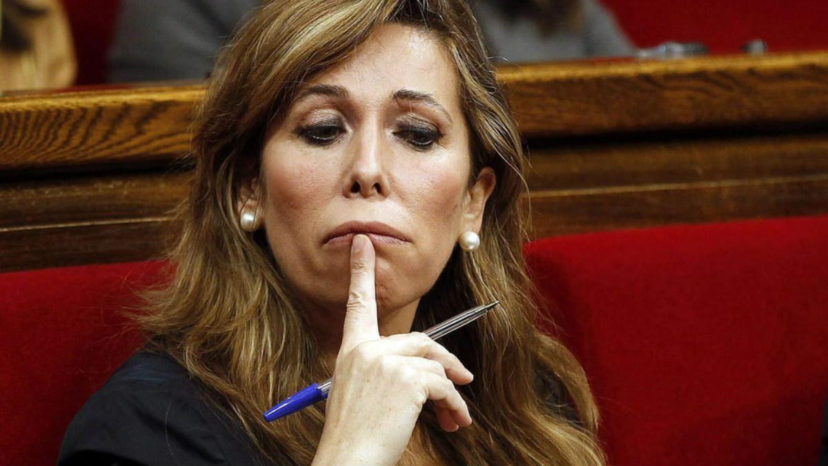 Alicia Sánchez-Camacho, presidenta del PP en Cataluña. (Foto: Agencias)