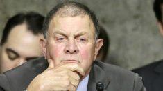 Richard Hanna, congresista republicano que votará a Clinton en las presidenciales. (Reuters)