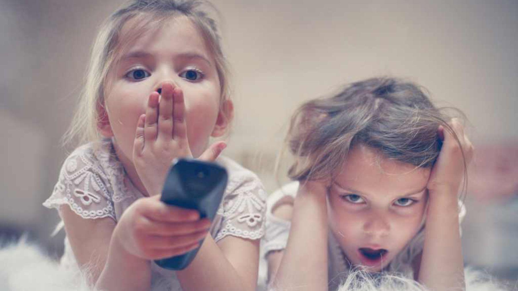 Pautas esenciales para que los niños vean la televisión