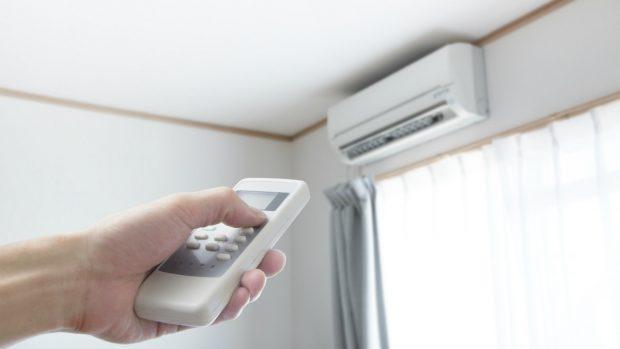 Equipo de aire acondicionado (Foto: ISTOCK).