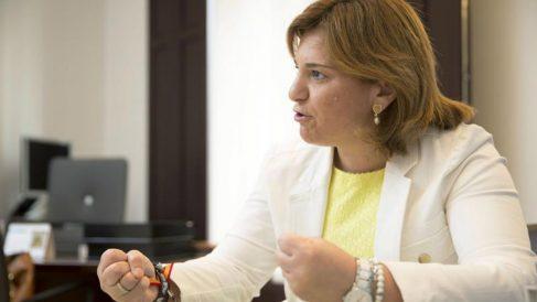 Isabel Bonig. (Foto: EFE)
