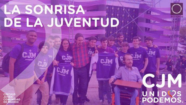 Círculo Joven de Podemos Madrid, CJM.