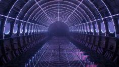 Los detalles del show que tendrá lugar en el túnel instalado en el DGTL seguirá siendo un misterio hasta el comienzo del festival. (Foto: DGTL)