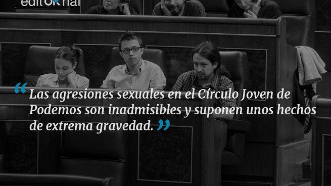 Los despreciables machos alfa de Podemos