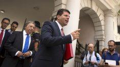 Fabian Picardo, ministro principal de Gibraltar. (AFP)