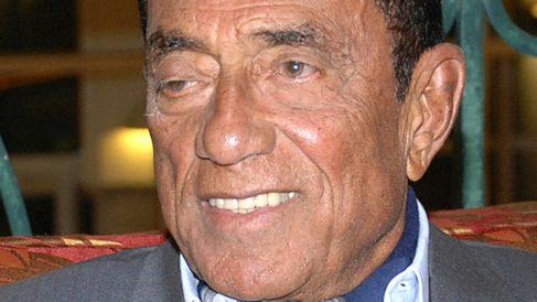 Hussein Salem, magnate egipcio que ha comprado su libertad por el 75% de su fortuna.