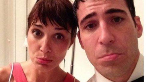 Paula Echevarría y Miguel Ángel Silvestre (Instagram)