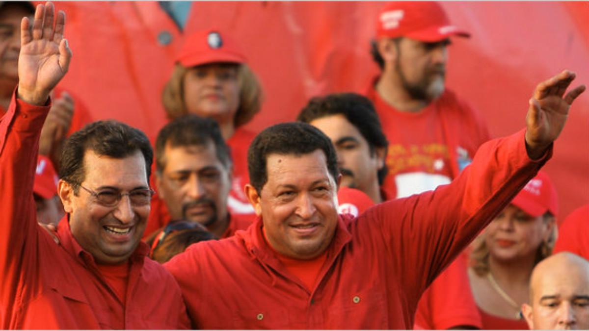 Resultado de imagen para Adán Chávez y hugo