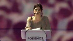 Clara Serra, responsable del Área de Igualdad de Podemos.