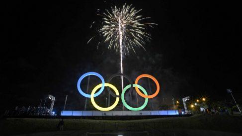 El espíritu olímpico se ha apoderado de Río de Janeiro. (AFP)