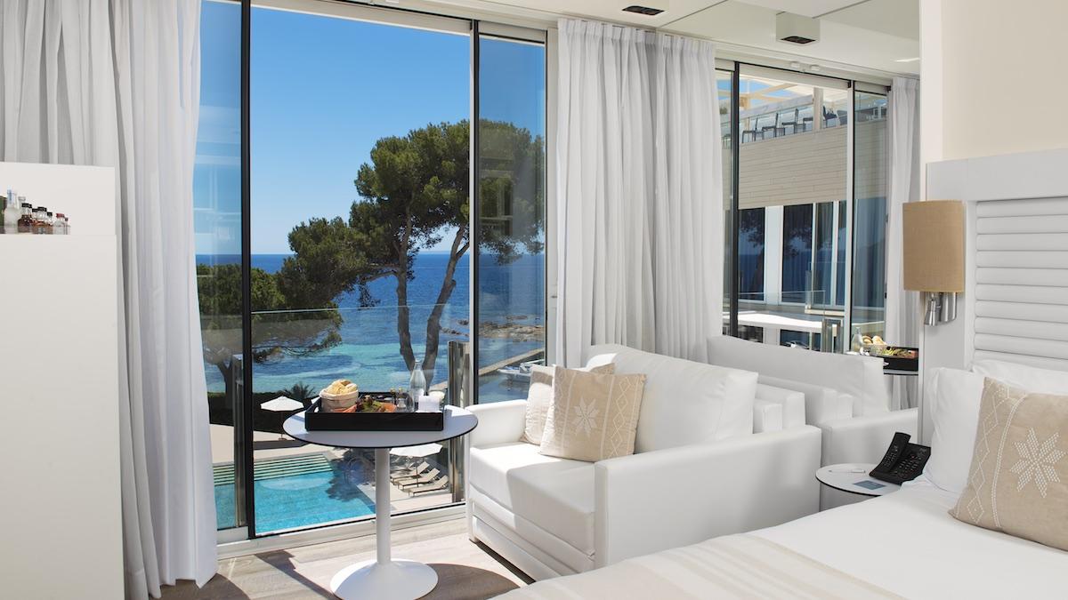 Hotel ME Ibiza. (Fuente: Meliá Hoteles)