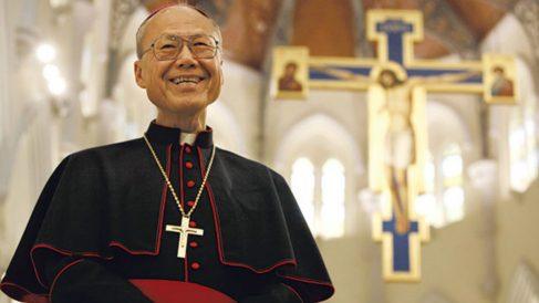 El Obispo de Hong Kong, John Tong. (Foto: Agencias)