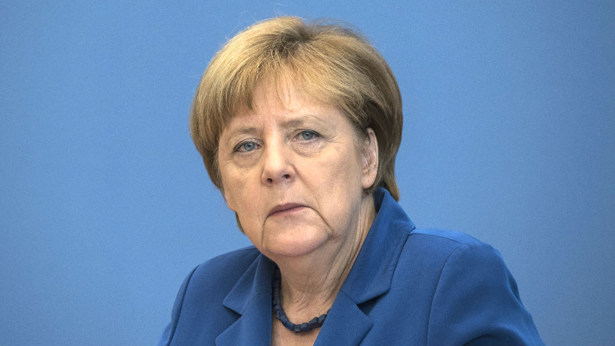Angela Merkel. (Foto: AFP)
