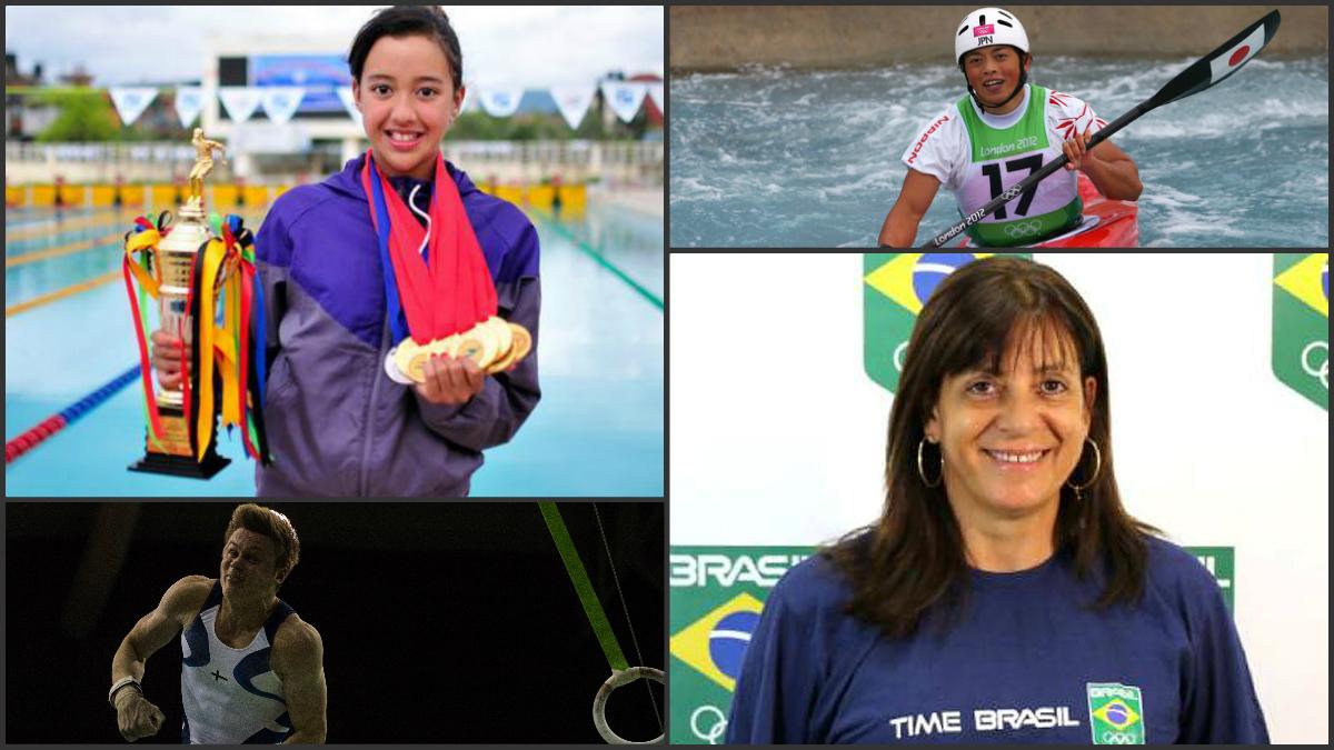 Los olímpicos más exóticos de Río 2016.
